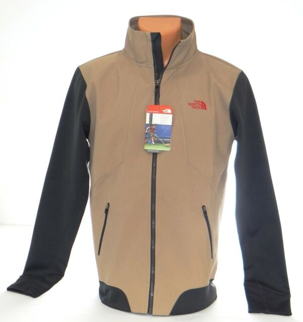 The North Face Dune Beige Kadet Jacket Zip Front Men s Medium EUC E2 ... 2ae5655f9