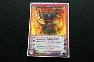 Chaotic-Card-Chaor