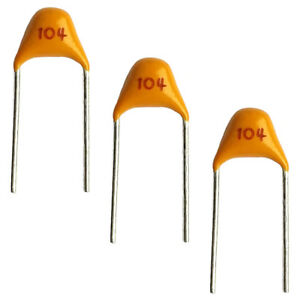0 1uf Ceramic Capacitor 50v 104 100nf 10pcs 50pcs Disc