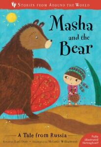 Masha-and-the-Bear-A-Tale-from-Russia-by-Lari-Don-9781782858409-Brand-New