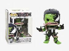 Funko Pop Marvel Venom: Venomized Hulk Vinyl Bobble-Head Item #32690