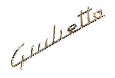 Alfa romeo giulietta hayon hayon badge logo emblème 50530581 neuf origine
