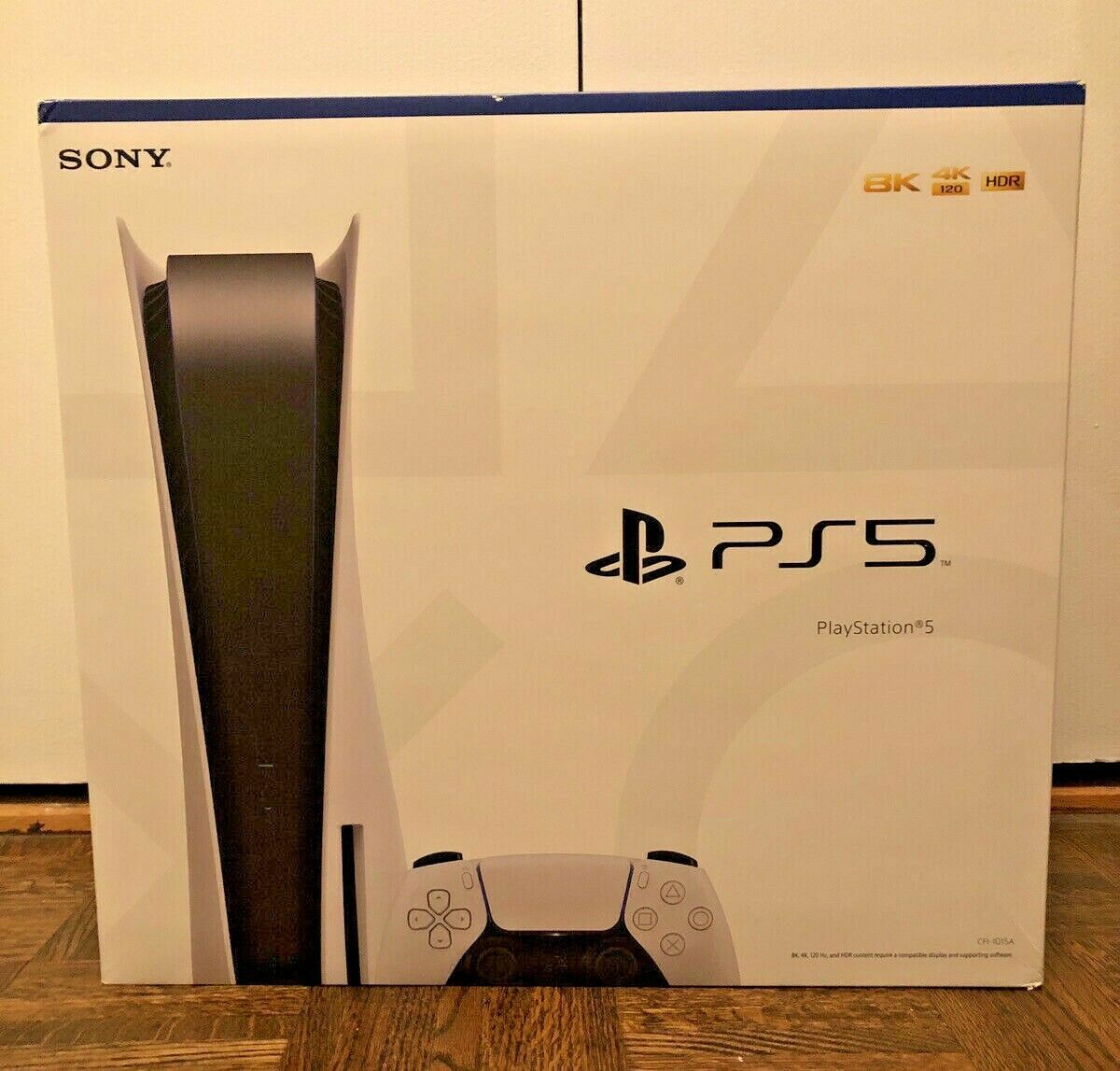 Sony PlayStation 5 Console Disc Version (PS5) Brand New, SHIPS NOW 🚚💨
