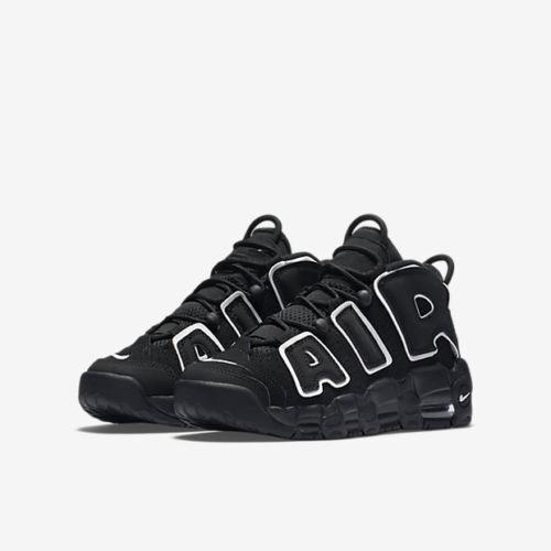 Nike Air Uptempo Black Ebay