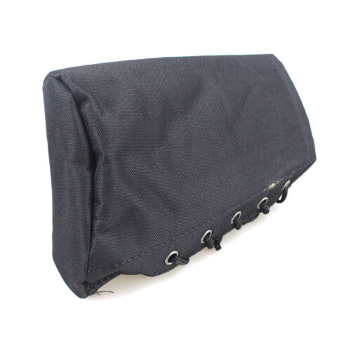Tactical Rifle Cheek Rest Pouch Buttstock Shell Holster for most fixed rifle