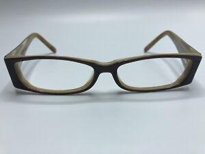 edd7c5d7b6d Anne Klein New York Eyeglass Frames AK8058 159 54-14-135 Brown ...