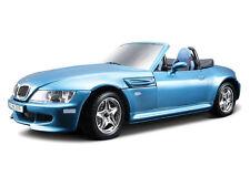 Burago 1/24 Diecast Kit BMW M Roadster  - Blue