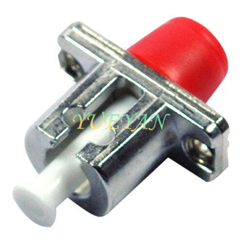 Fibre Optic Hybrid Adaptor FC//LC Adapter FC-LC LC-FC Coupler Simplex Metal Style