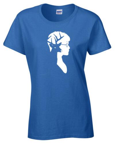 Potter Cerf Silhouette T-Shirt Inspiré Cadeau Harry Femmes Patronus