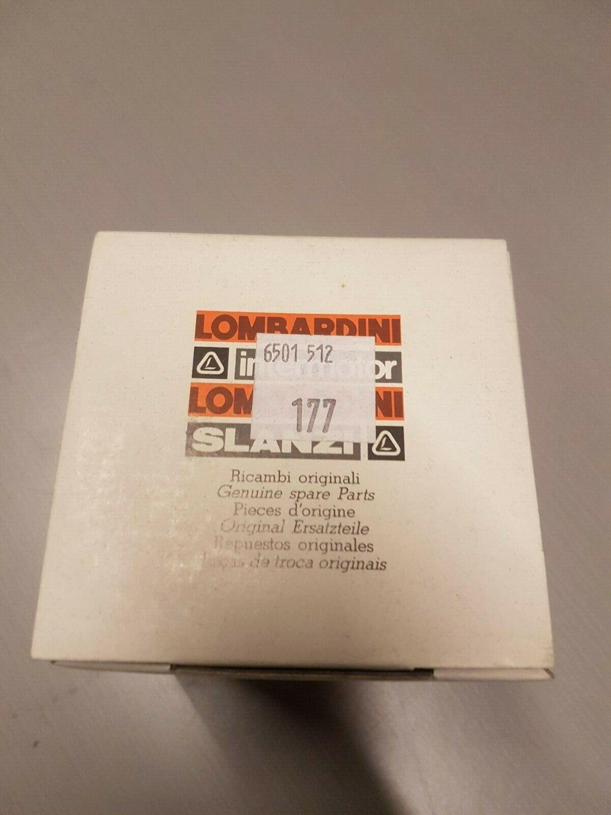 Nuevo Kit de Pistón Lombardini - 6501512