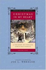 A Treasury of Timeless Christmas Stories by Joe L. Wheeler (2000, Hardcover)