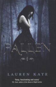 Fallen-by-Lauren-Kate-Paperback-Value-Guaranteed-from-eBay-s-biggest-seller