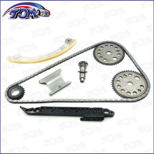 Engine Timing Chain Kit For Saturn Chevy Cavalier Malibu Cobalt HHR Olds Pontiac