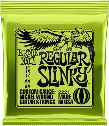 ERNIE BALL 2221 Regular Slinky 010-046