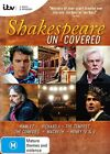 Shakespeare Uncovered (DVD, 2013, 2-Disc Set)