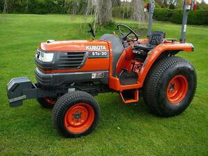 Kubota-Tractors-STa30-STa35-Service-Manual-2-Repair-Manuals-CD-Ship-FAST