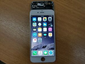 best website fbd54 1d81d Details about Apple IPhone 6S white Lcd Screen replacement, Original  refurbished,With 3D ok