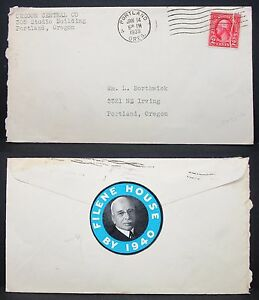 Filene-House-US-Envelope-Portland-Washington-2c-1939-USA-Letter-Y-540