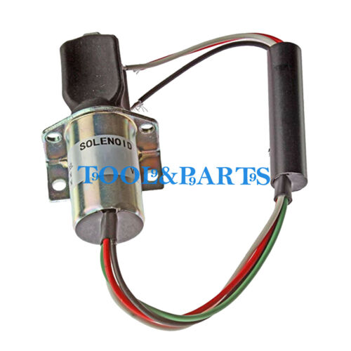 Electric Solenoid Valve 10871 for Corsa Electric Captain/'s Call Systems 3-Wire