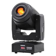 Equinox Fusion 100 Spot 80w Bianco LED DMX eqled 069 Dj Disco Illuminazione