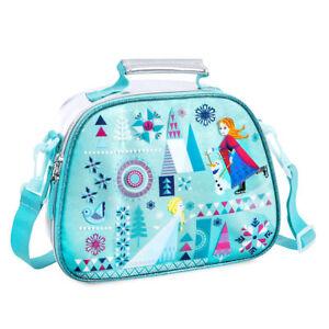 NWT Disney Store Princess Elena of Avalor Lunch Box Tote school