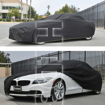 High Quality Breathable Full Car Cover Water Resistant JAGUAR XK8 COUPE