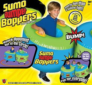 One Sumo Bopper Outdoor Indoor Play Inflatable Bumper Ball Soccer Suits Child