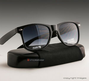 Wayfare-Sunglasses-Men-Women-Classic-Black-Plastic-Square-Gradient-Lens
