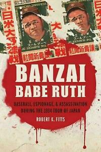Banzai-Babe-Ruth-softcover-Signed-by-author-Robert-Fitts