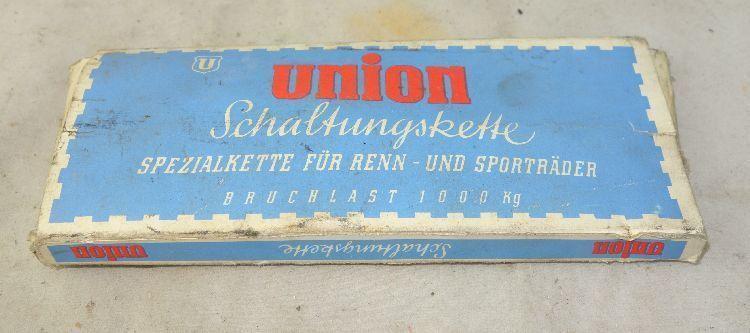 Union Schaltungskette Fahrradkette Fahrradkette Fahrradkette Spezialkette für Renn- und Sporträder 74f053