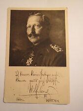 Rotes Kreuz - Bayer. Landeskomitee - 1914 - Kaiser Wilhelm II. / AK