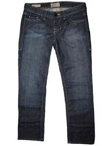 Ladies-William-Rast-Belle-Capri-Jeans-Size-24