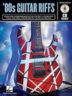 '80s Guitar Riffs by Hal Leonard Publishing Corporation (Mixed media product, 2001)