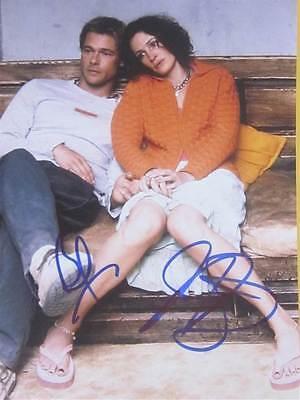 Brad Pitt - Julia Roberts - The Mexican - Dual Signed Personally  w/ COA