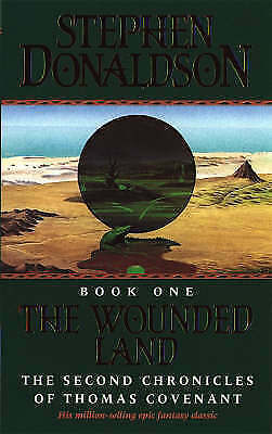 Wounded Land Second Chronicles of Thomas Cove used VGC  pb freepost in Australia