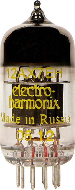ELECTRO HARMONIX 12AX7EH PREAMP TUBE BRAND NEW 12AX7 ECC83 12AX7A 7025 TESTED