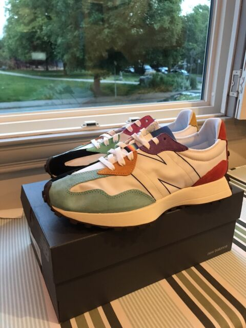 New Balance 327 Pride MS327PRD Size 10.5 990 998 997