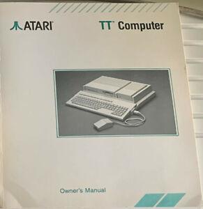 Atari TT Manual