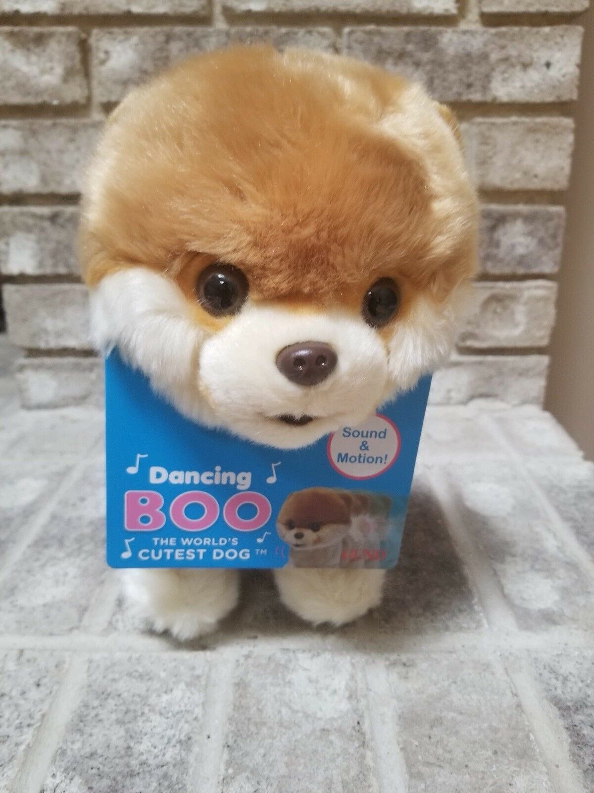Dancing Boo Worlds Cutest Dog Gund 9
