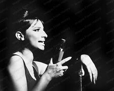8x10 Print Barbra Streisand on Stage #2016909
