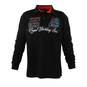 Image is loading Lavecchia-Sweatshirt-Pullover-Black-Size-3XL-4XL-5XL- 9ce15f1c2c