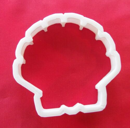 Shell Cookie//Biscuit Cutter Dough Fondant Pastry Home Baking AL46
