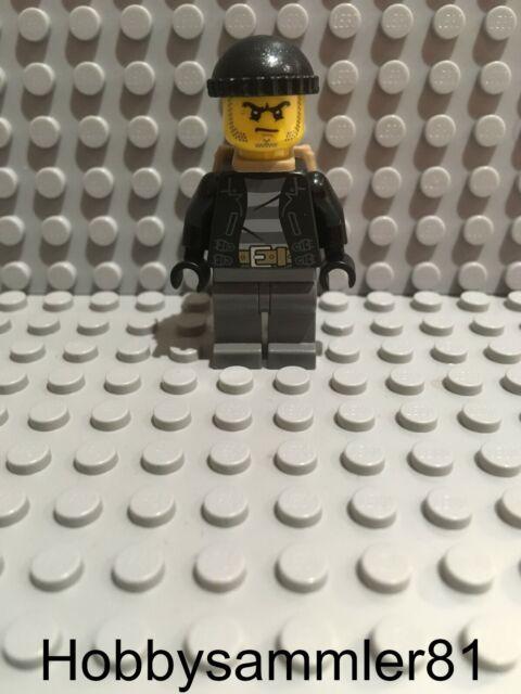 86753  cty0481  60047 60049 Lego Figur City Polizei Gefangener Sträfling Nr