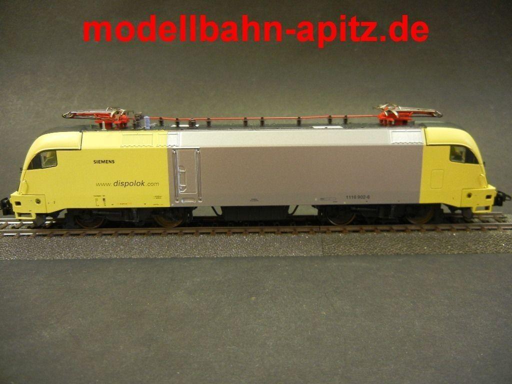 Trix h0 art.22748 Lok BR 1116 SiemensDispolok NELLA SCATOLA ORIGINALE, Prodotto Nuovo