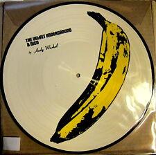 VELVET UNDERGROUND & NICO The Velvet Underground & Nico - LP / Picture Vinyl