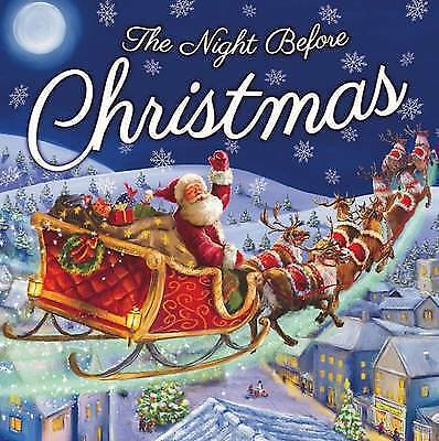 1 of 1 - TheNight Before Christmas (Picture Storybooks), Moore, Clement C., Very Good Boo