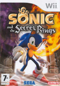 Sonic-and-the-Secret-Rings-Nintendo-Wii-Excellent-amp-Fast-Dispatch