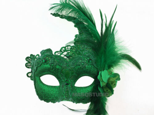 Mardi Gras Masquerade Ball Prom Christmas New Year Cosplay Prom Party Lace Mask