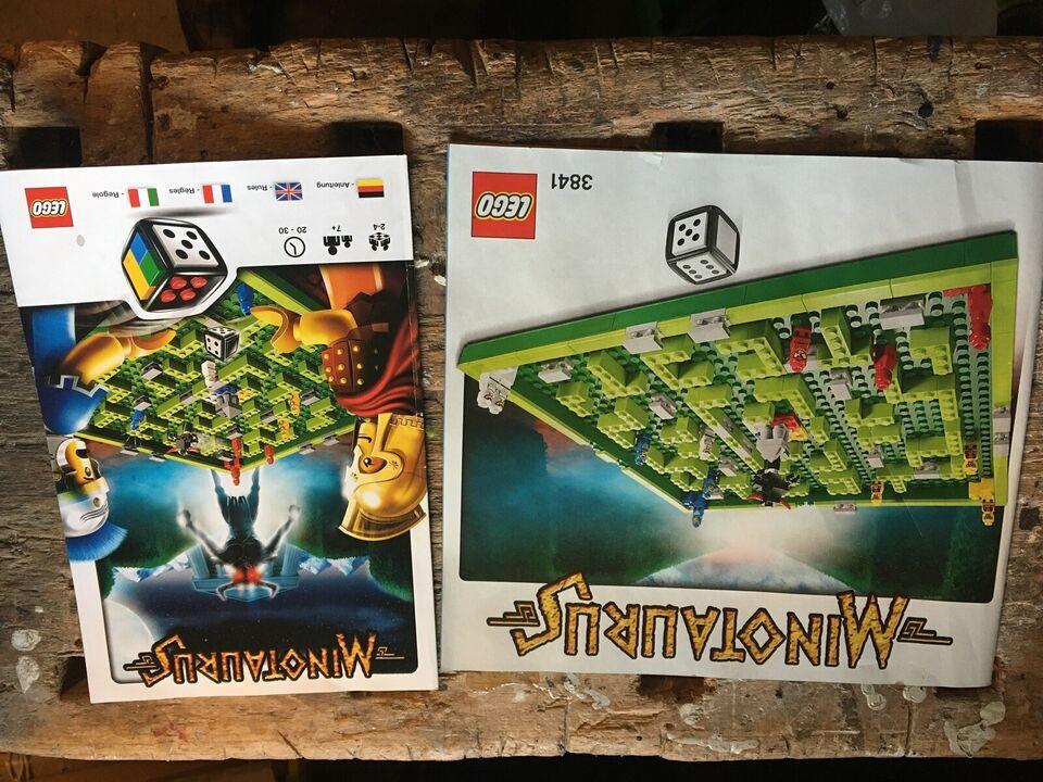 Lego andet, Monotaurus