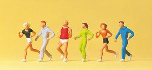 Preiser-14078-gauge-H0-Figurines-for-Jogging-NEW-original-packaging